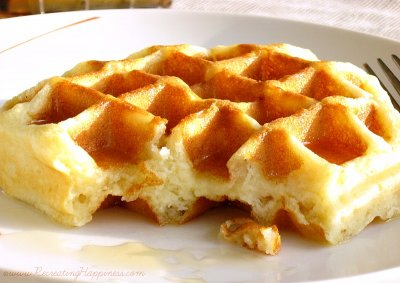 Waffles, Buttermilk