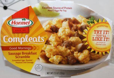 Compleats Sausage Breakfast Scramble