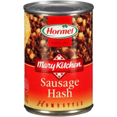 Sausage Hash, Mary Kitchen Homestyle