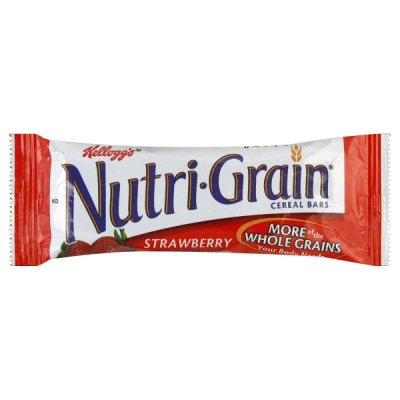 Nutri Grain Cereal Bar, Strawberry