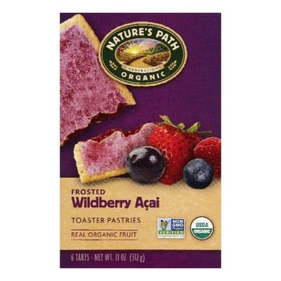 Wild Berry Frosted Toaster Pastries