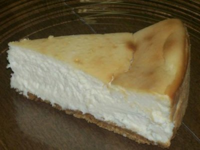 Cheesecake - New York Deli Style Baked