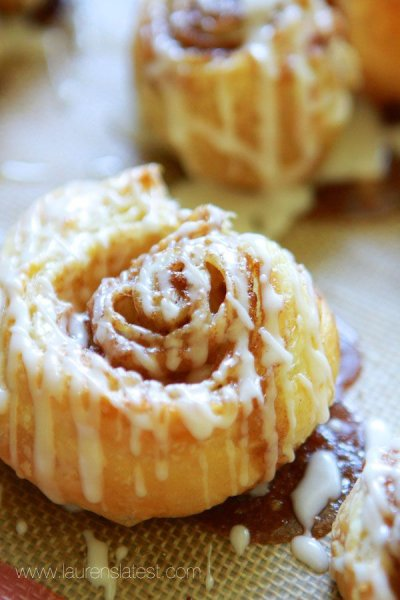 Cinnamon Roll, Pastries