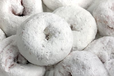 Donuts, Powdered