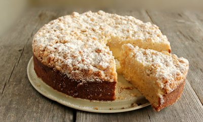 Cheese Crumb Cakes