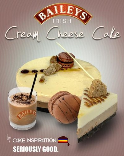 Deluxe French Cheese Cake