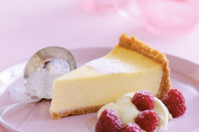 French Cheesecake, Classic