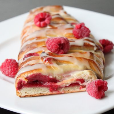 Pastries, Raspberry