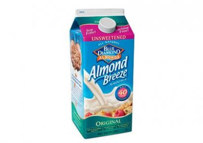 Almond Breeze Original, Unsweetened