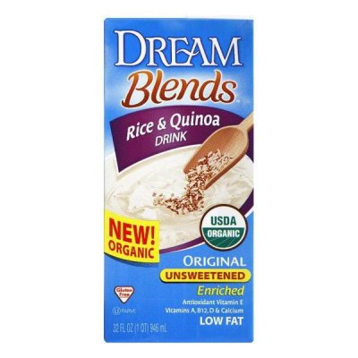 Blends, Rice & Quinoa Drink Original Unsweetened Enriched