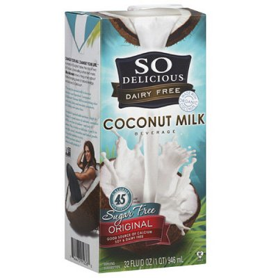 Coconut Milk, Sugar Free, Original