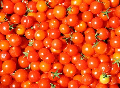 Tomatoes, Super Sweet Cherry