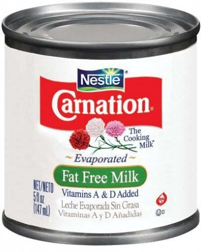 Carnation, Evaporated Milk, Fat Free