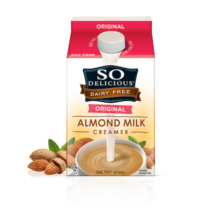 Original Almond Milk Creamer