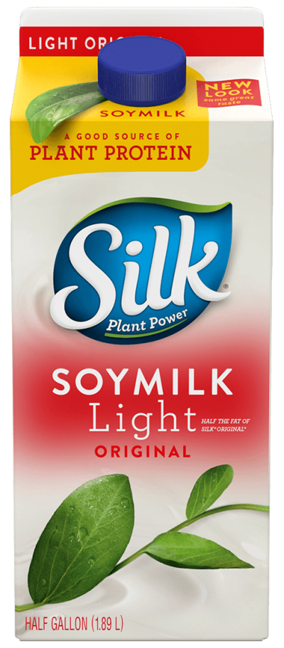 Soymilk, Light, Original