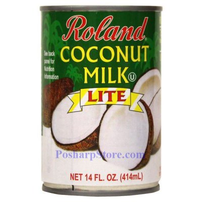 Coconut Milk, Lite