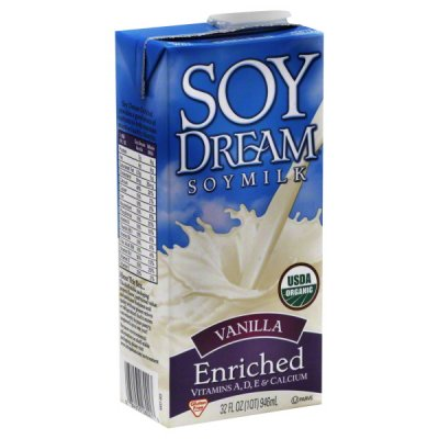 Enriched Vanilla Soymilk