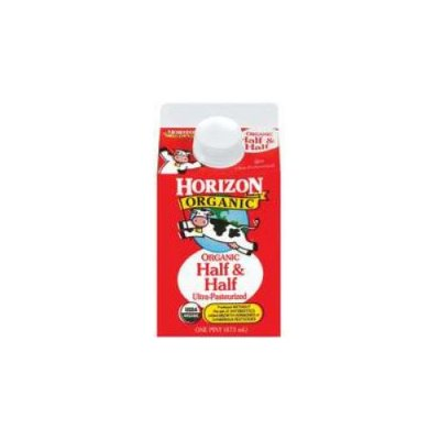 Half & Half Ultra Pasteurized Milk