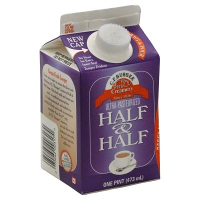 Dairy Pure, Half And Half Ultra Pasteurized