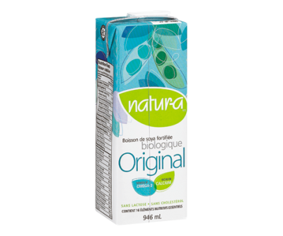 Organic Original Light Soy Milk