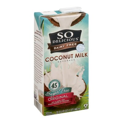 Original Unsweetened Cooconut MIlk