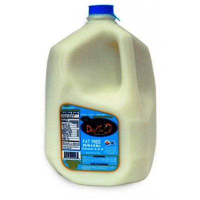 1% Low Fat Milk, Grade A