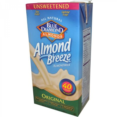 Almond Breeze, Almondmilk