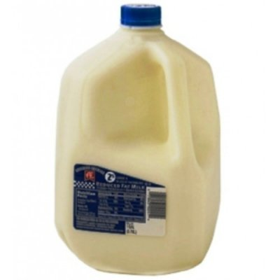 Milk, 2% Reduced Fat, Grade A