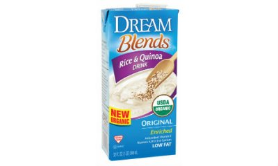 Blends, Organic Rice & Quinoa Drink