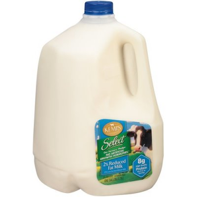 Select 2% Reduced Fat Milk