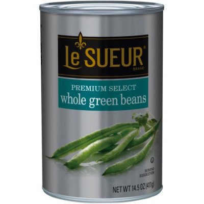 Whole Green Beans, Premium Selects