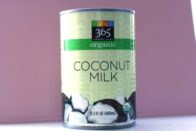 Coconut Milk, Canned