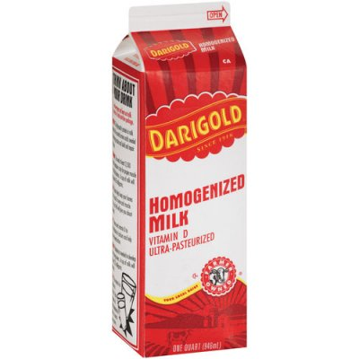 Milk, Vitamin D Homogenized