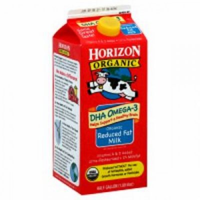 Organic Whole Milk Vitamins A & D