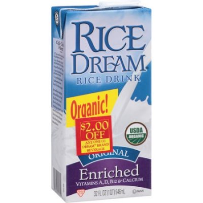 Rice Drink, Original, Enriched