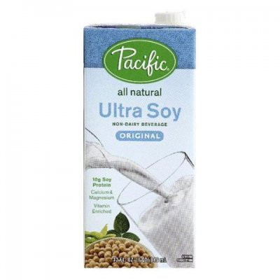 All Natural Ultra Soy, Non Dairy Beverage