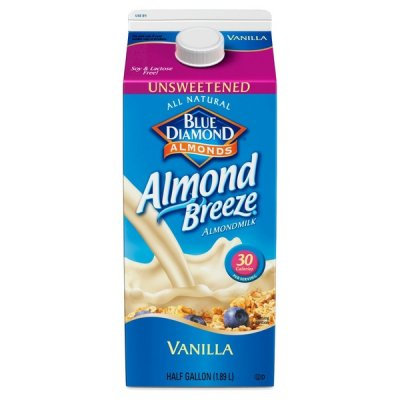 Almondmilk, Vanilla Rich & Creamy All Natural Dairy Free