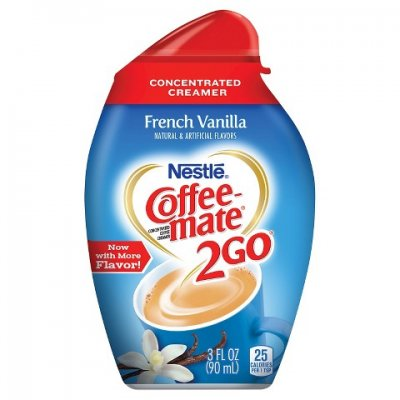 Coffeemate 2 Go, Concentrated Coffee Creamer