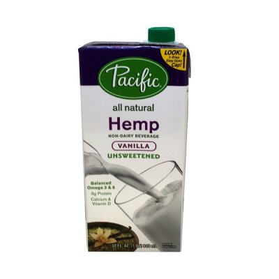 Non-Dairy Beverage, All Natural, Hemp Milk, Original