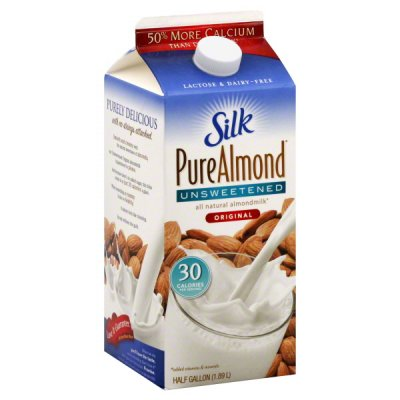 Chocolate protein Pure Almond  Milk