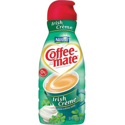 Coffee Creamer, Irish Creme