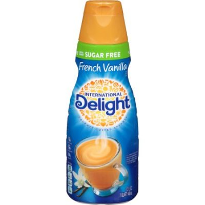 Gourmet Coffee Creamer, French Vanilla