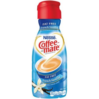 Coffee Creamer, Fat Free, French Vanilla
