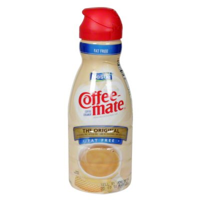 Coffee Creamer, Original, Fat Free