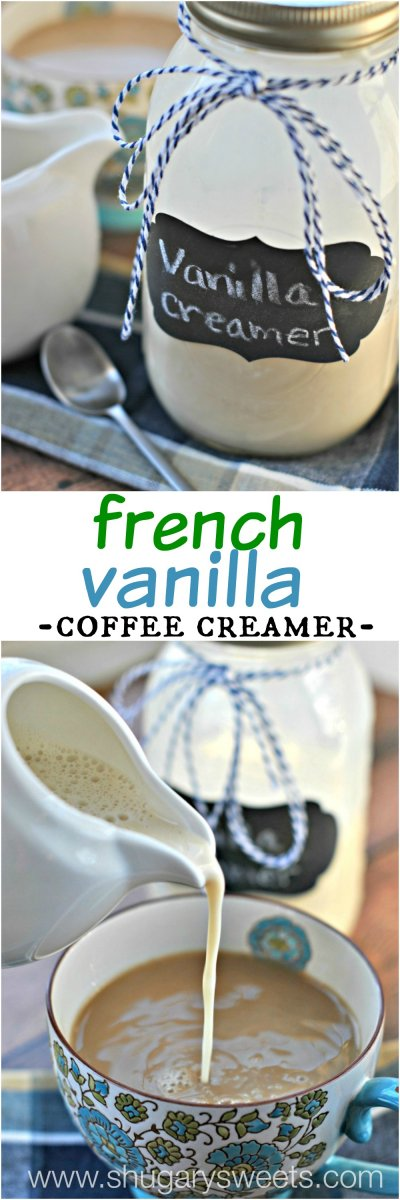 Creamer, Coffee, French Vanilla