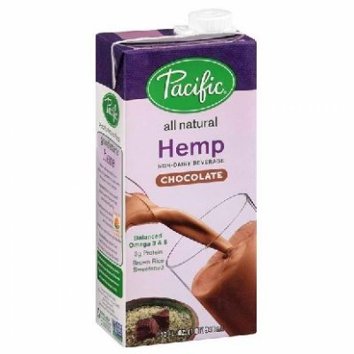 Hemp Milk, Chocolate