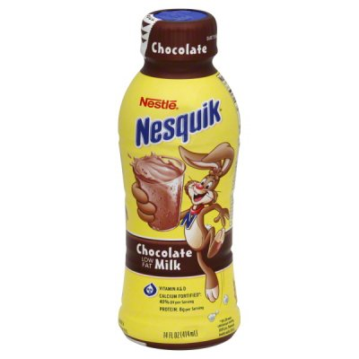 Milk, Low Fat, Chocolate
