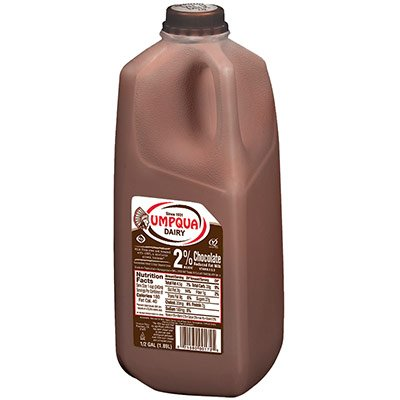 Chocolate Milk, 2% Reduced Fat