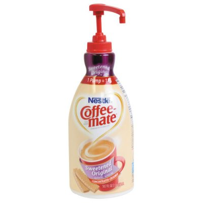 Coffee Creamer, Sweetened Original