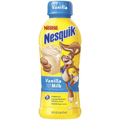 Reduced Fat Milk, Vanilla